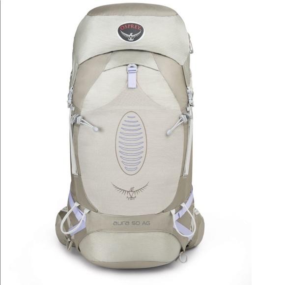 cac4557d9f OSPREY Aura AG 50 Women s Backpack. M 5bb5ba94aa8770ee34acf613